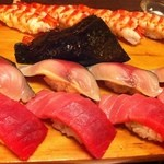 鮨 魚樹 - お寿司