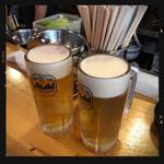 110310520 - 生ビール