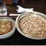 Ichiya - つけ汁うどん(肉汁)