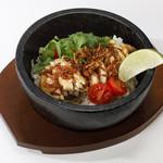 石焼海南鶏飯シンガポールチキンライス
