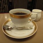 伯爵 - コーヒー
