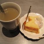 おうちカフェ 樹林 - 追加したデザート