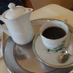カフェ プラド - コーヒーポット