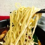 SHIN - 【限定】クリーミー冷やし担担麺 麺リフトアップ