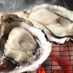 OFUKURO酒場 タンポポ - 焼き牡蠣(冬場限定)
