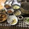 三好苑 - 料理写真:お惣菜バー 7種類とスープ