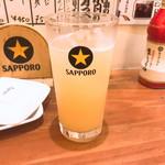 ちょい飲み酒場 酔っ手羽食堂 - グレープフルーツサワー