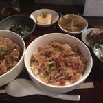 飯田橋 一代目 ほしの - 肉と魚。いつもそうしがち。