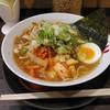 しゅんしゅんめん - 料理写真:キムチラーメン&メンマ