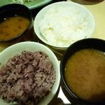 11033879 - ご飯&味噌汁