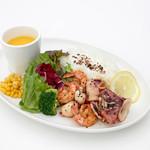 城崎マリンワールド カフェ&レストラン テラス - 料理写真:カフェ&レストラン テラス