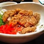 中国料理 九龍 - 山賊部分