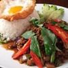 ASIAN TAIPEI presents Resort Dining アジタイ食堂 - 料理写真:ガパオ