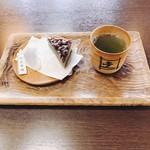 走井餅老舗 - 走井餅と水無月