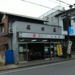 石田屋菓子店 - 外観です