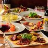 Dining Toride - 料理写真:宴会コースでは定番のパスタをはじめ、旬のお魚入り創作イタリアン、彩り豊か&技ありなサラダ…等々、旬食材をふんだんに使った逸品をお楽しみいただけます