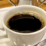 ステーキ ヨシノ - 食後のコーヒー