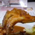淡路島カレー - とろけるポークは別物の美味しさ☆