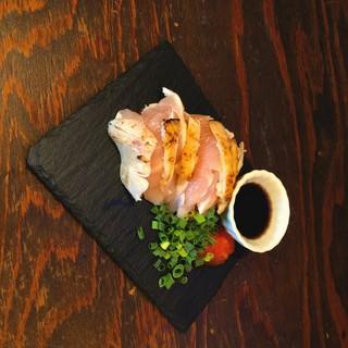 新鮮!!銘柄鶏美桜鶏のむね肉のたたき