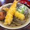 山侊 - 料理写真:天ぷらそば 900円。
