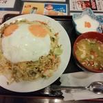110349217 - 野菜炒めチャーハン 800円