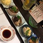 徳島魚一番 新 - 盛り合わせ(小)