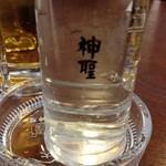 Torisei - コップ酒