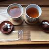 川島旅館 - 料理写真:ウエルカム薬草茶