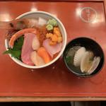浜寿し - 料理写真:
