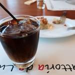 トラットリア・ダ・ルカ - 食後のドリンク・デザート