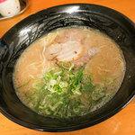 麺工房 はいど  - ラーメン単品は500円と良心的。