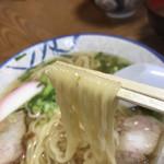 魚半食堂 - 中華そば