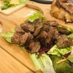 Premium Chickenman Sabroso - ビーフ