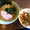 たま家 - 料理写真:らーめん+ツナマヨ飯セット(ランチ)870円