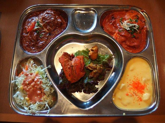 ラム じいさん の インド カレー