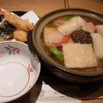 岡北 - 京風鍋焼きうどん