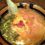 一蘭 - 豚骨ラーメン¥790
