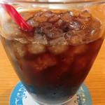 SUSSU - 10月でまだ暑くてアイスコーヒー