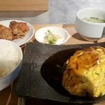 ハオツー 中華料理 - 日替わりランチ:850円