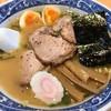 中華そば 青葉 - 料理写真:青葉東大和店(特製中華そば)