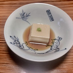 Yamanochaya - 胡麻豆腐
