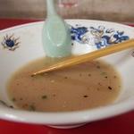 天琴 - 料理写真:ラーメンの写真はNGと・・食べてる人ならいいと