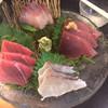 丸福 - 料理写真:お刺身盛り合わせ2人前