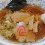 バルーン - 煮干しラーメン(2019.06)