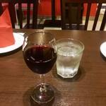 バンゲラズ スパイスラボ - セットの赤ワイン