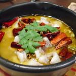 110380349 - 鮮魚の山椒オイル煮
