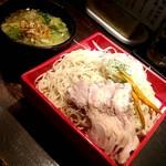 110381583 - 鶏塩レタスつけ麺
