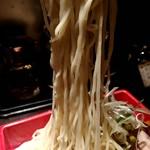 110381591 - 麺 リフト!