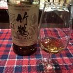 ウイスキー倶楽部 - 竹鶴21年