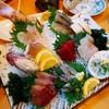寿司・居酒家 海福 - 料理写真:刺身盛り合わせ
